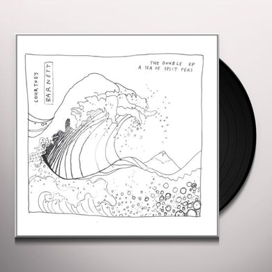 Courtney Barnett SEA OF SPLIT PEAS Vinyl Record - Holland Release