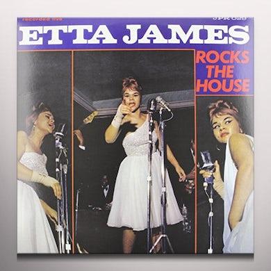 Etta James Rocks the House Vinyl Record
