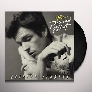 Brandon Flowers DESIRED EFFECT Vinyl Record
