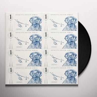 Luis Alberto Spinetta SILVER SOGO Vinyl Record