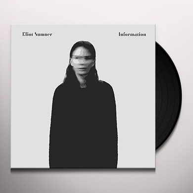 Eliot Sumner INFORMATION: LIMITED Vinyl Record