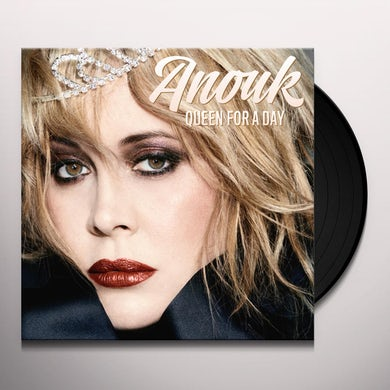 Anouk QUEEN FOR A DAY Vinyl Record