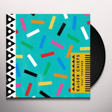 Kaiser Chiefs STAY TOGETHER Vinyl Record