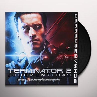 Terminator 2: Judgement Day - Original Motion Picture Soundtrack (2 LP) Vinyl Record