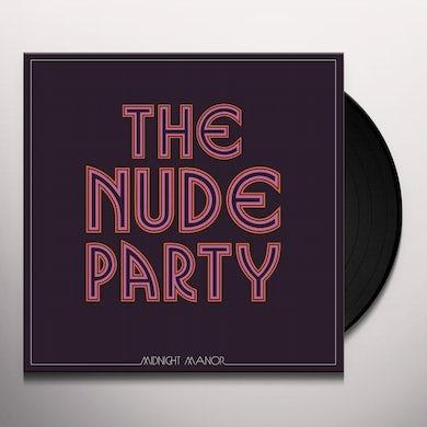 Nude Party MIDNIGHT MANOR Vinyl Record