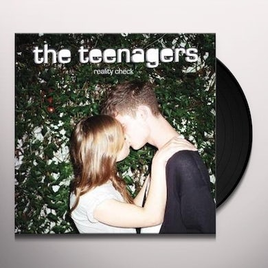 Teenagers REALITY CHECK Vinyl Record - UK Release