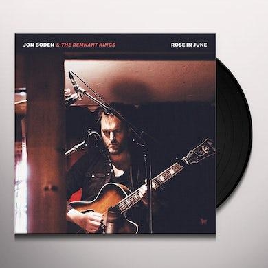 Jon Boden ROSE IN JUNE Vinyl Record
