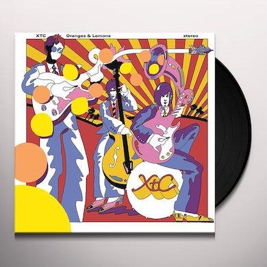 XTC ORANGES & LEMONS Vinyl Record