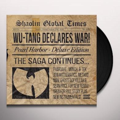 Wu-Tang Clan PEARL HARBOR Vinyl Record