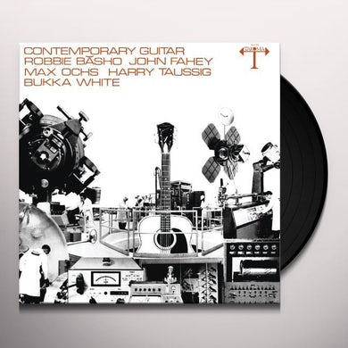 Contemporary Guitar / Various Vinyl Record