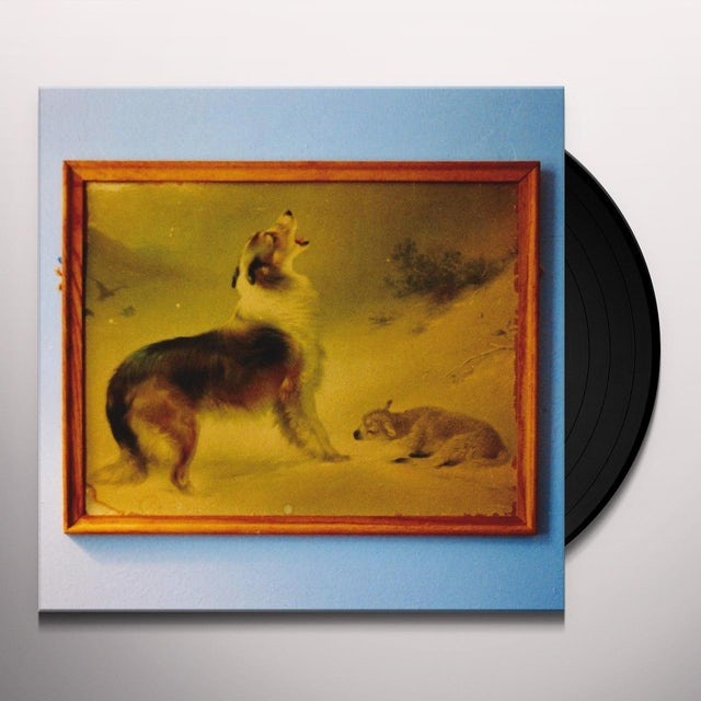 Explosions In The Sky THE RESCUE Vinyl Record