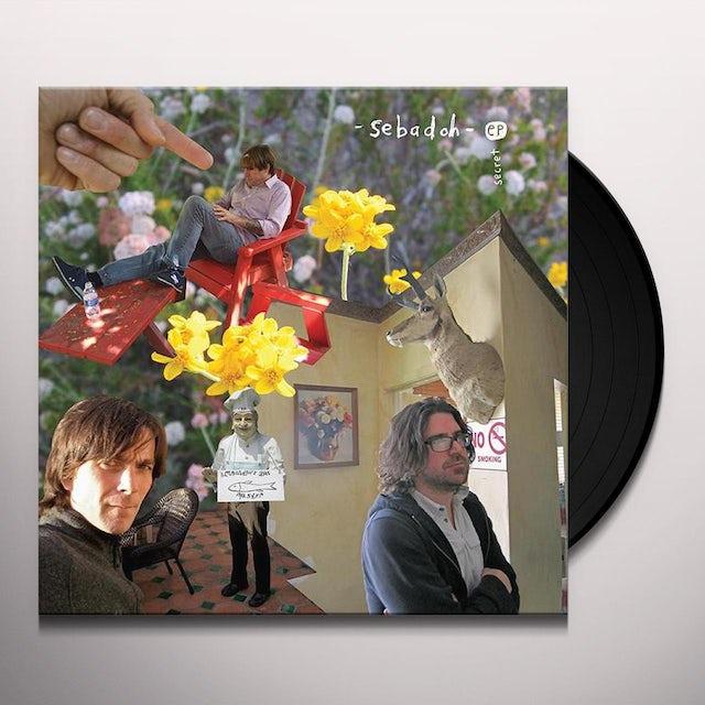 Sebadoh SECRET Vinyl Record