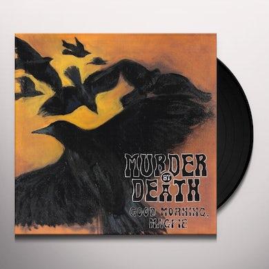 Murder By Death GOOD MORNING MAGPIE (200 GR) Vinyl Record