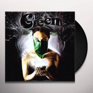 Green  Ways & Means Vinyl Record