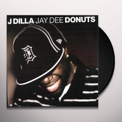 Donuts Vinyl Record