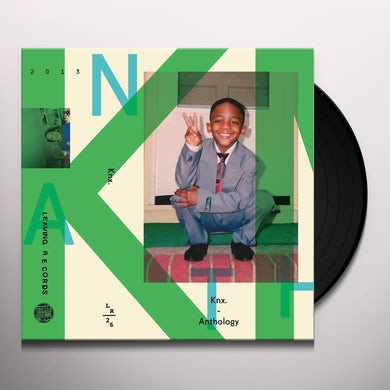 Knxwledge ANTHOLOGY Vinyl Record