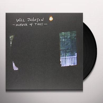 Will Johnson MURDER OF TIDES Vinyl Record