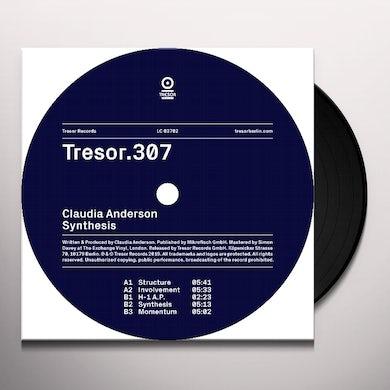 Claudia Anderson SYNTHESIS Vinyl Record