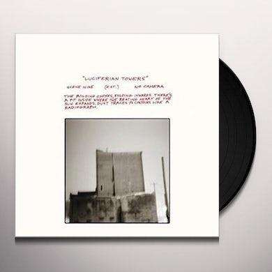 Godspeed You! Black Emperor LUCIFERIAN TOWERS Vinyl Record