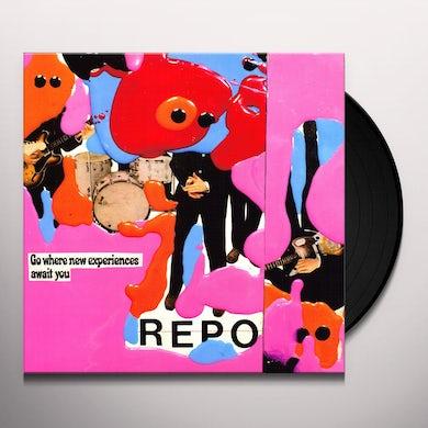 Black Dice REPO Vinyl Record