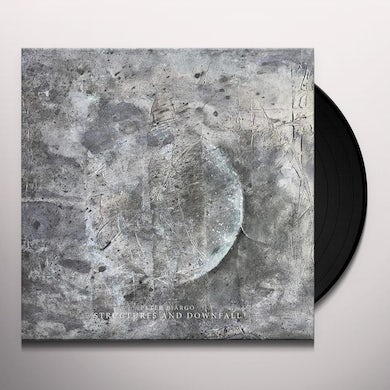 Peter Bjargo STRUCTURES AND DOWNFALL Vinyl Record