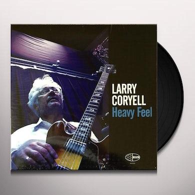 Larry Coryell HEAVY FEEL Vinyl Record