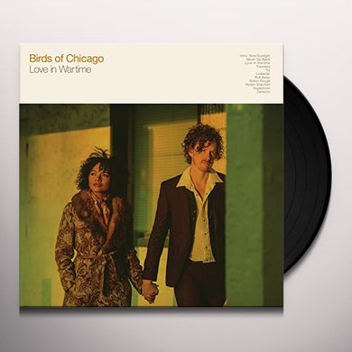 LOVE IN WARTIME (DL CODE) Vinyl Record
