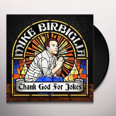 Mike Birbiglia Thank God for Jokes Vinyl Record