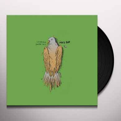 Satanique Samba Trio MAIS BAD Vinyl Record