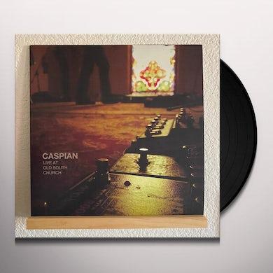 Caspian LIVE AT OLD SOUTH CHURCH Vinyl Record