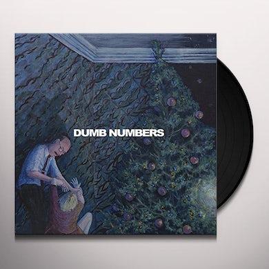 Dumb Numbers STRANGER Vinyl Record