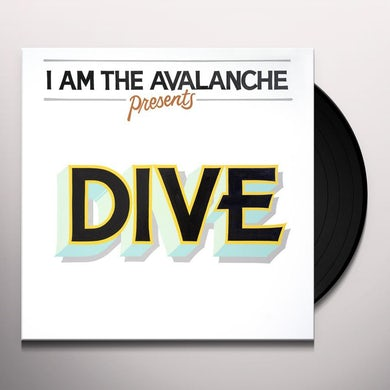 I Am The Avalanche Dive Vinyl Record