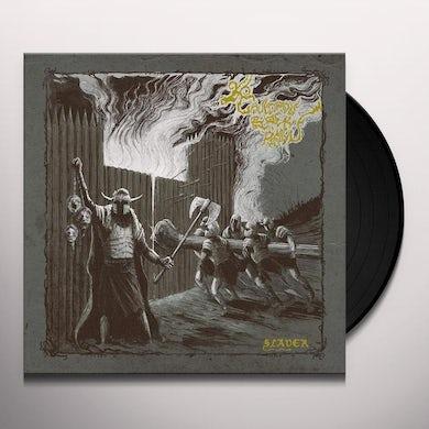 Cauldron Black Ram SLAVER Vinyl Record