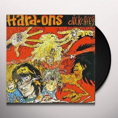Hard-Ons DICKCHEESE Vinyl Record