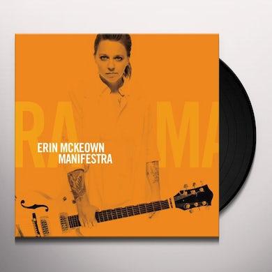 Erin McKeown MANIFESTRA Vinyl Record