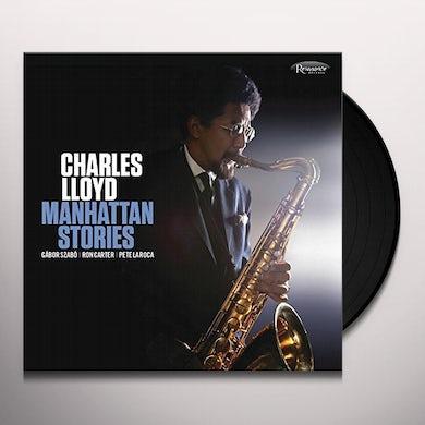 Charles Lloyd MANHATTAN STORIES Vinyl Record