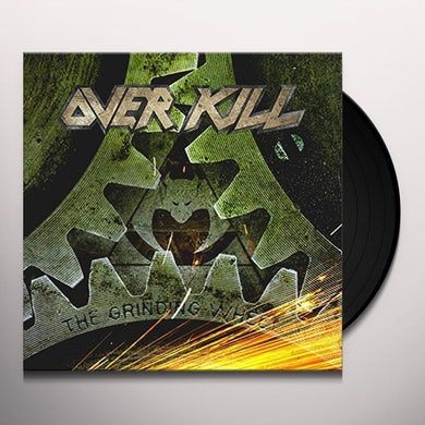 Overkill GRINDING WHEEL Vinyl Record