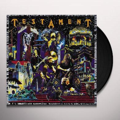 Testament LIVE AT THE FILLMORE Vinyl Record