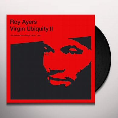Roy Ayers VIRGIN UBIQUITY Vinyl Record