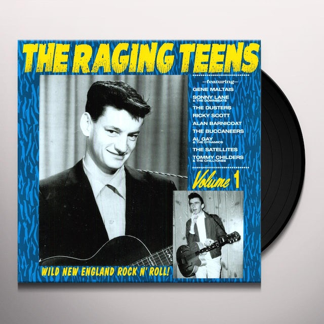 Raging Teens 1 / Various