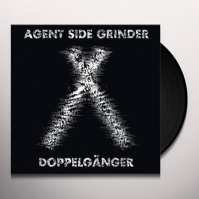 Agent Side Grinder DOPPELGANGER Vinyl Record