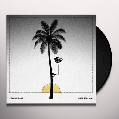 Frankie Rose CAGE TROPICAL Vinyl Record