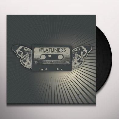 The Flatliners GREAT AWAKE DEMOS Vinyl Record