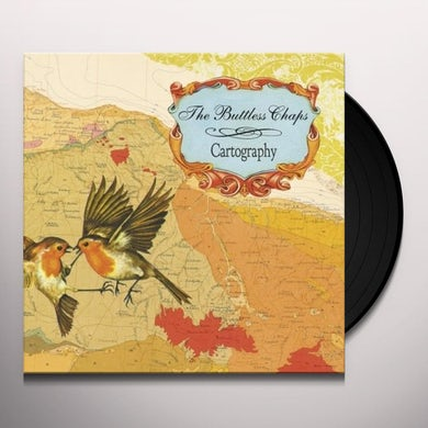 Buttless Chaps CARTOGRAPHY Vinyl Record