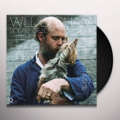 Will Oldham SONGS OF LOVE AND HORROR Vinyl Record