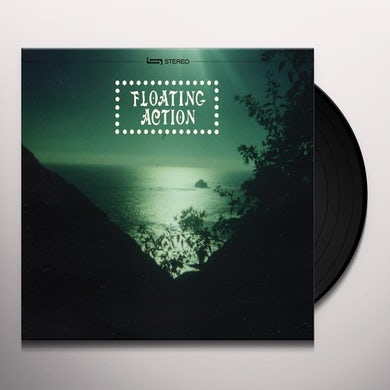 Floating Action Vinyl Record