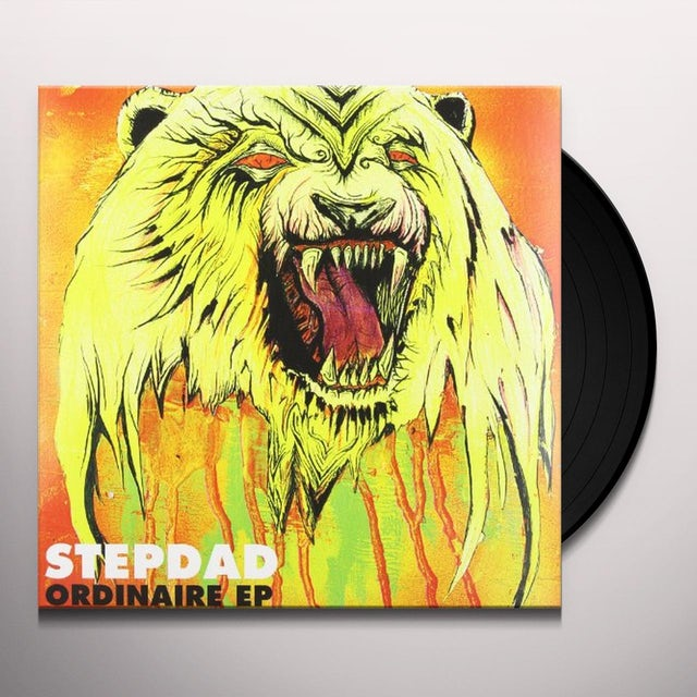 Stepdad ORDINAIRE Vinyl Record