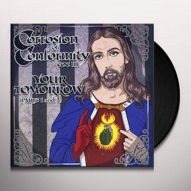 Corrosion Of Conformity YOUR TOMORROW Vinyl Record
