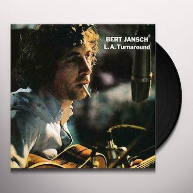 Bert Jansch  L.A. Turnaround Vinyl Record