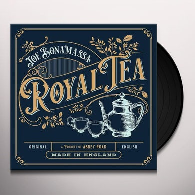 Joe Bonamassa ROYAL TEA Vinyl Record